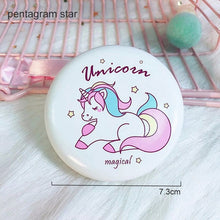 Load image into Gallery viewer, Rainbow Unicorn Mirror