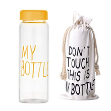 Load image into Gallery viewer, Water Bottles With Protective Bag