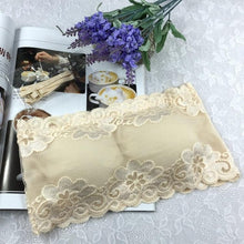 Load image into Gallery viewer, Women Lace Brassiere Pad