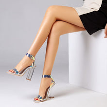 Load image into Gallery viewer, High Heels Sandals