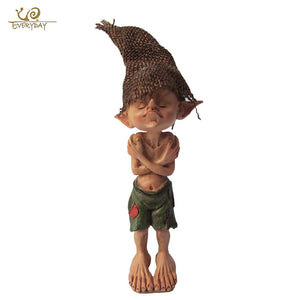 Elves Desk Decor Gift