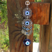 Load image into Gallery viewer, Turkish Blue Amulet