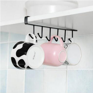 Cup & Dishes Storage Rack