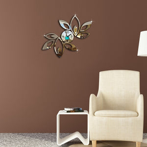 Acrylic Wall Clock Sticker
