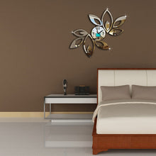 Load image into Gallery viewer, Acrylic Wall Clock Sticker