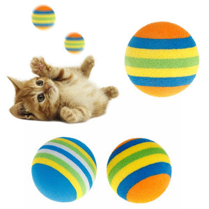 Rainbow Pet Ball