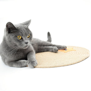 Cat Scratches Mat