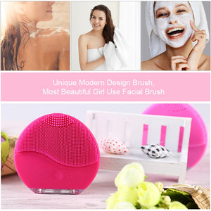 Face Cleaning Brush