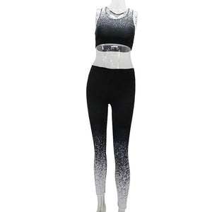 Starry Sky Fitness Clothing