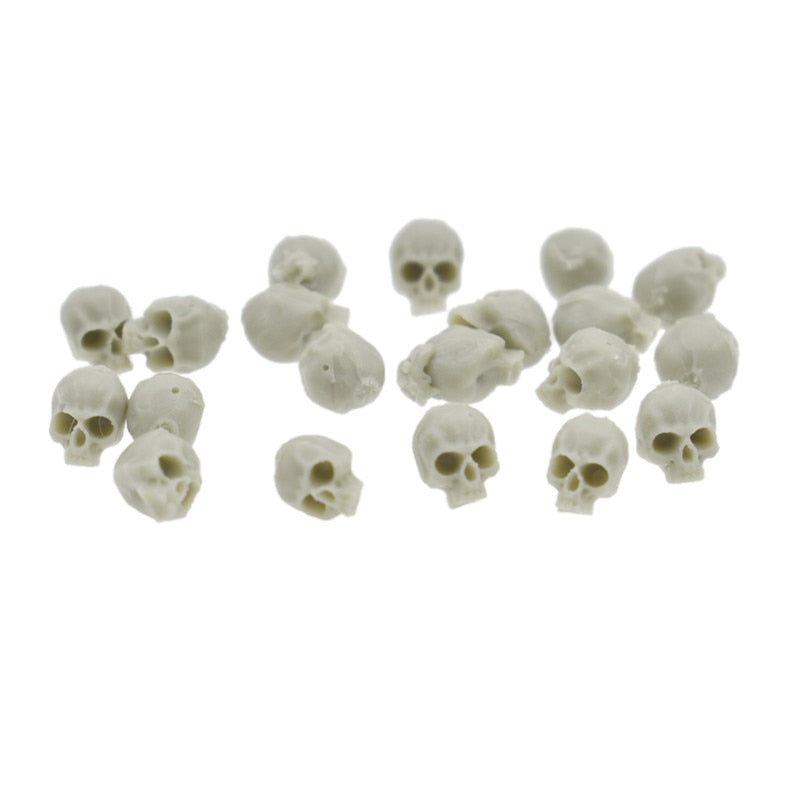 Mini Simulation Skull Model