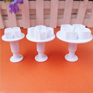 Hydrangea Fondant Cake Decorating Cutter