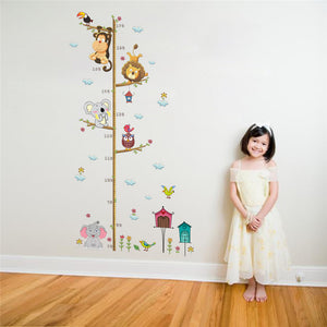Height Measure Wall Sticker