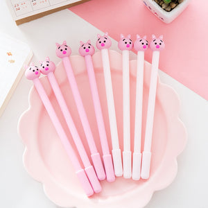 Cute Pink Piglet Neutral Pen