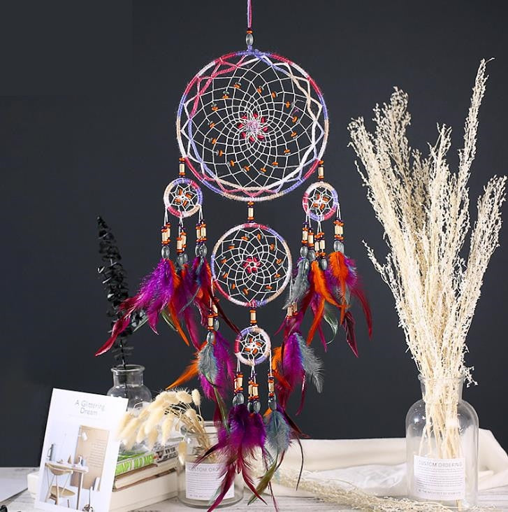 Feather Catcher Wind Chimes