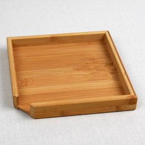 Bamboo Storage Tray