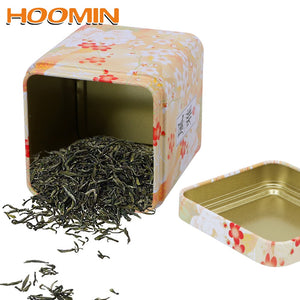 Metal Square Candy Container