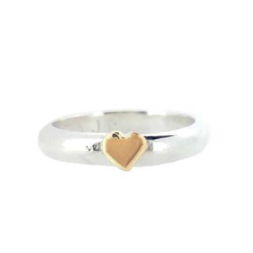 Cute sweetheart ring