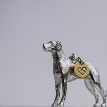 Load image into Gallery viewer, Personalise your pet in solid silver
