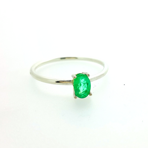 'Hepburn' - design your own version of the classic ring