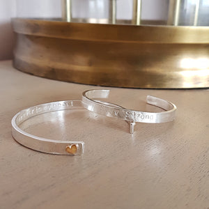 Chunky maxi bangle