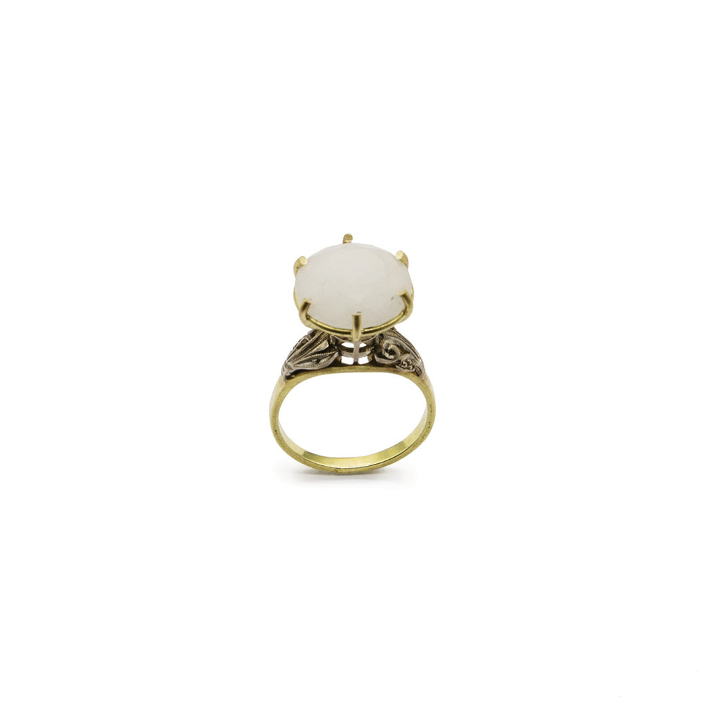 """Home Sweet Home"" ring by Eric Loubser"