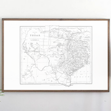 Load image into Gallery viewer, Texas State Map