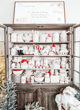 Load image into Gallery viewer, Santa Letter Sign on top of hutch