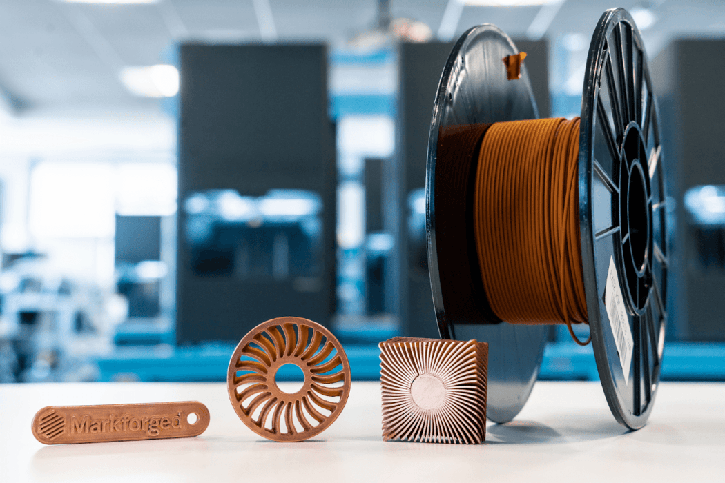 Markforged Copper Spool 200cc