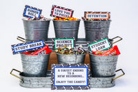 New Graduation Candy Signs, set of 9