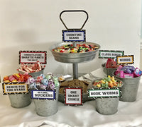 BUNDLE Graduation Dessert Table