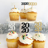 2020 Cupcake Toppers