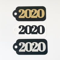 2020 Centerpiece Tags