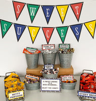 NEW BUNDLE Graduation Candy Bar Table