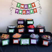 Halloween Candy Bar Bundle