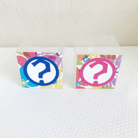 Hawaiian Gender Reveal Favors, set of 10
