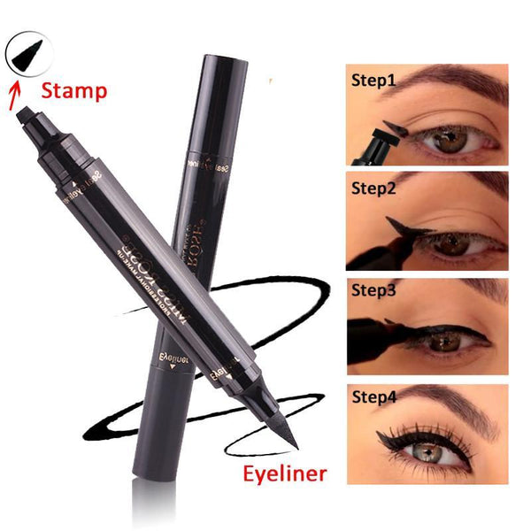 All-In-One Winged Eyeliner Pen
