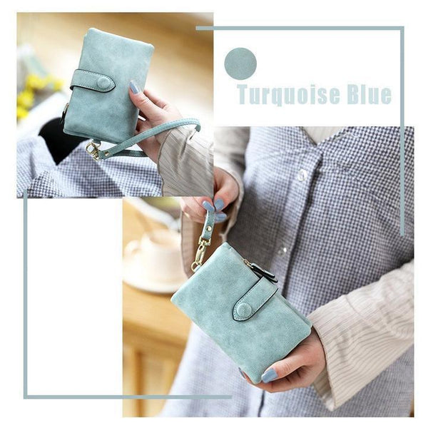 Women's Tri-Fold Wallet - 70% OFF TODAY - 【BUY 2 GET FREE SHIPPING!!】