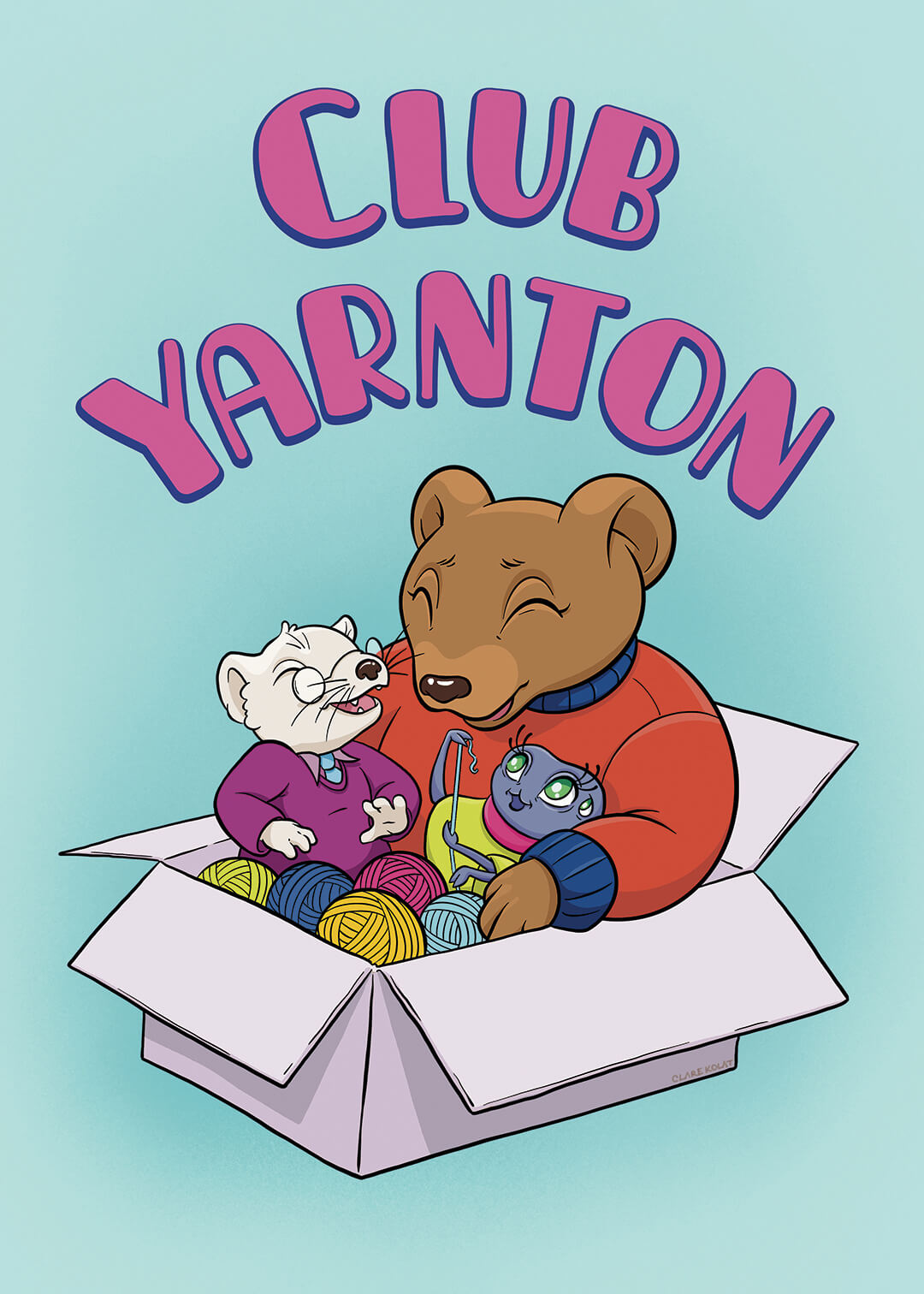Club Yarnton - Small Box