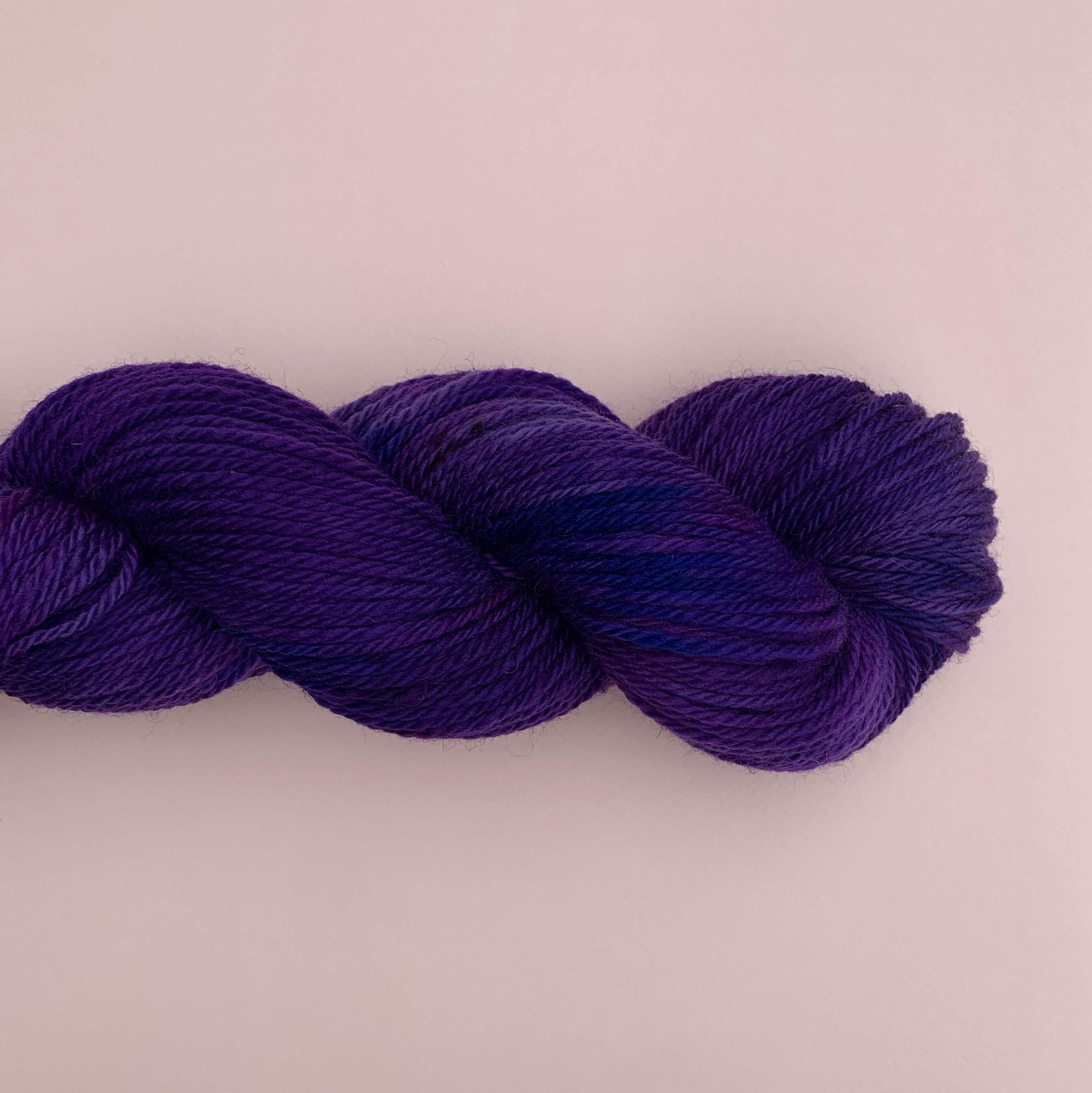 Corriedale Worsted - Chambord