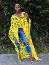 Load image into Gallery viewer, Miss Sunshine (High-Low) Kaftan