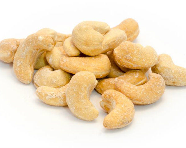 Cashews, Roasted, Salted, Organic