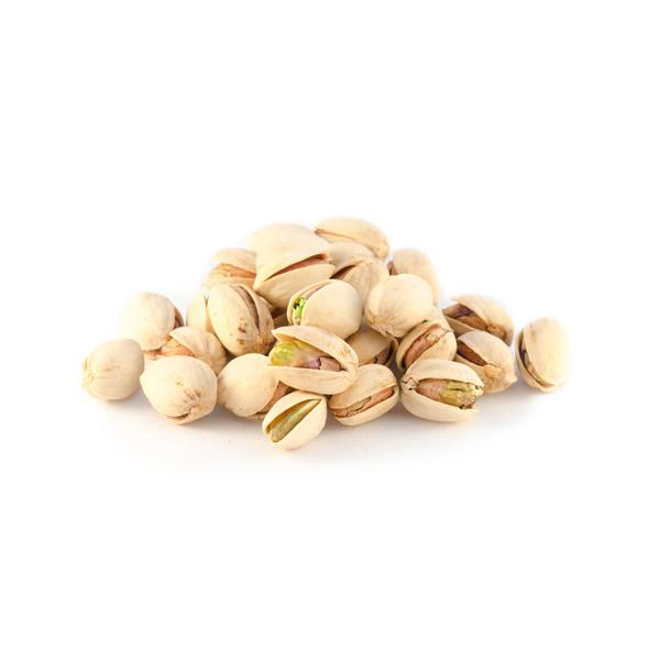 Pistachios, In-shell, Lightly Roasted, NS, Organic