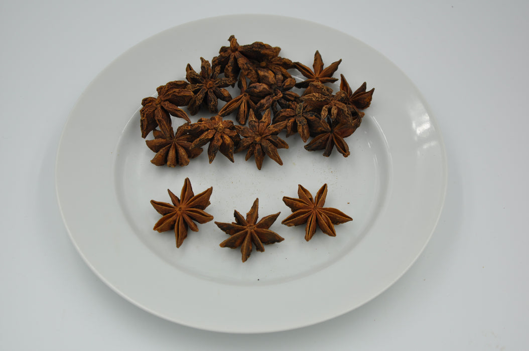 Star Anise, Whole, Organic