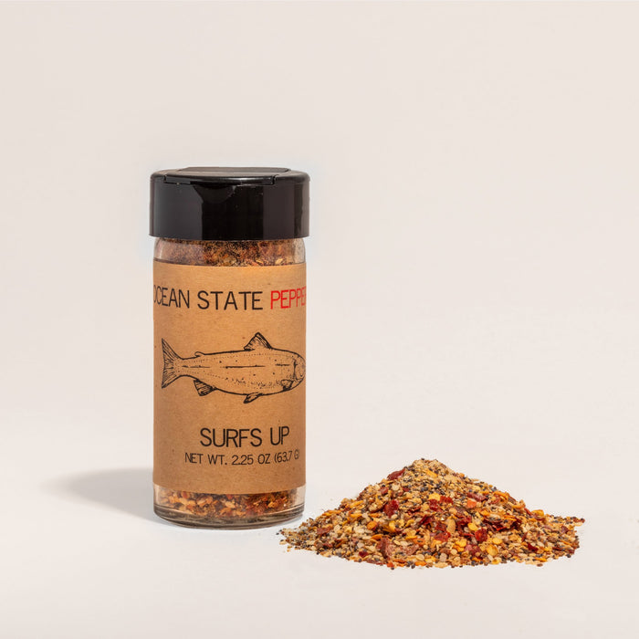 Surf's Up Seafood Seasoning  by Ocean State Pepper Co.