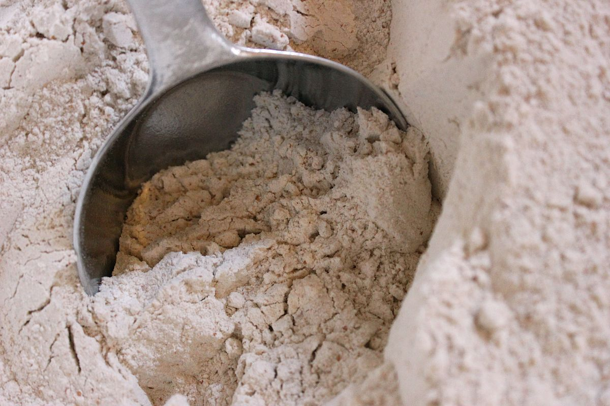 Whole Wheat Flour, Stone Ground, Organic