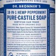 Dr. Bronner's Liquid Castile Soap, Original Peppermint