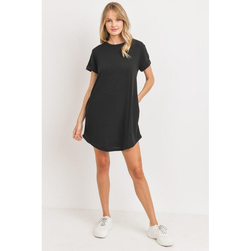 Summertime T-shirt Dress