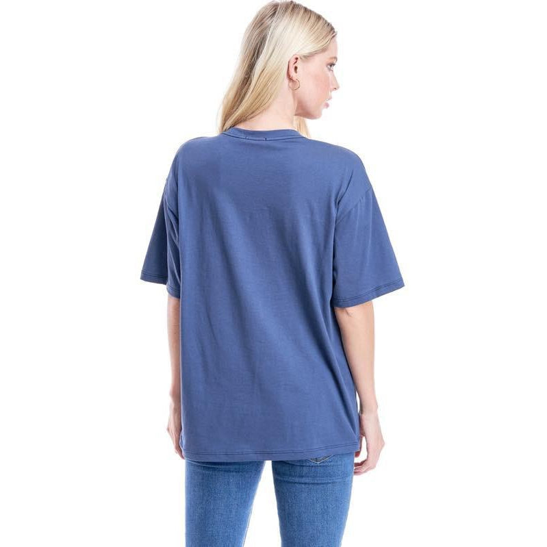 "The ""Be Wild"" Oversized T-shirt"