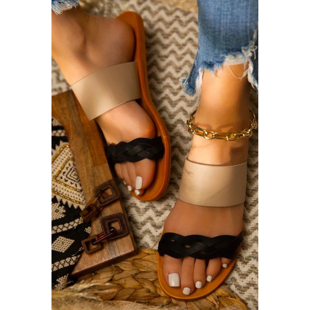 Madison Braided Sandals