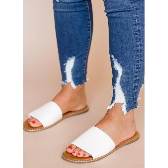 "The ""Blakely"" Slip on Sandals"